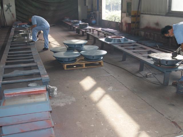 铅芯支座工艺流程
