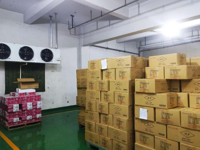 长宁区制造业恒温仓库全托管