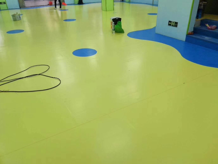 湖北实用塑胶地板大概费用 欢迎来电「安戈供」