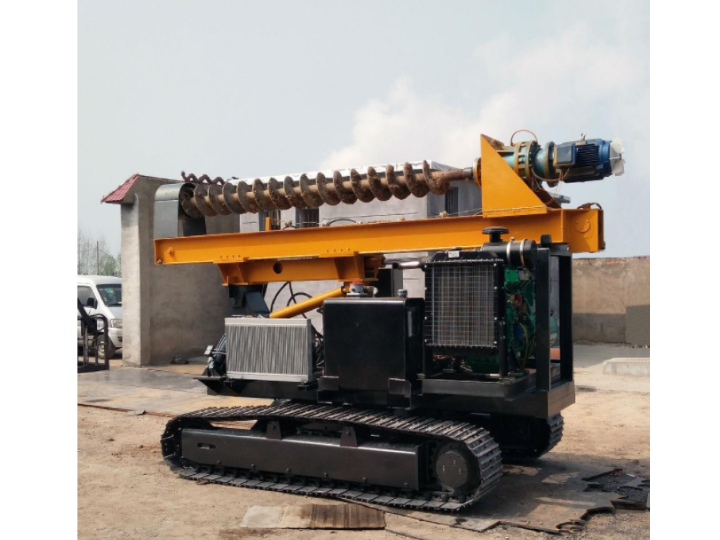河南钢板桩打桩机销售厂家 信息推荐 宁波奥格机械供应