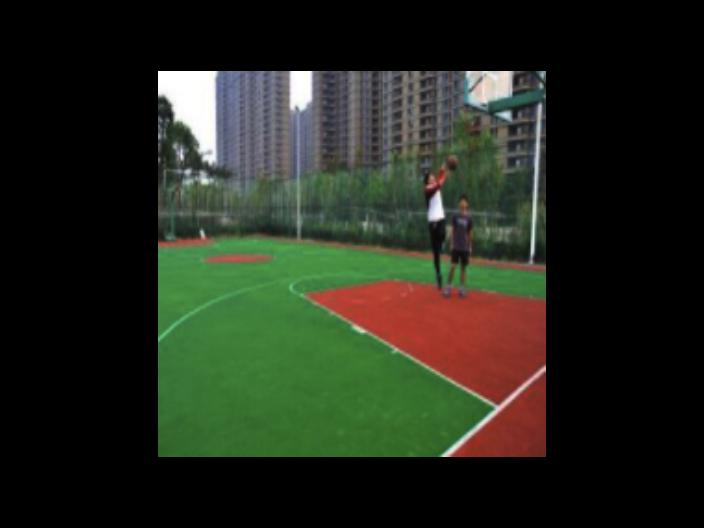 苏州硅pu篮球球场地供应商 诚信经营「慈溪市奥健体育用品供应」
