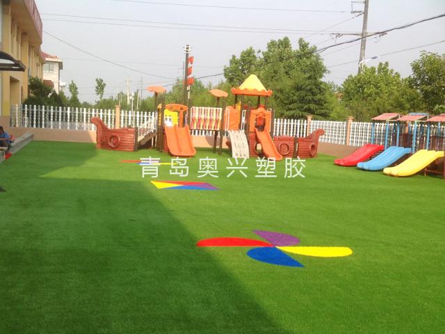 淄博圍擋人造草坪施工隊