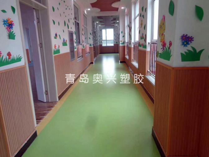 临沂乒乓球场塑胶地板厂家