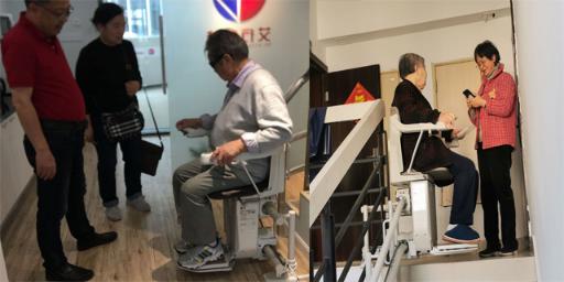 杭州单轨座椅电梯公司,座椅电梯