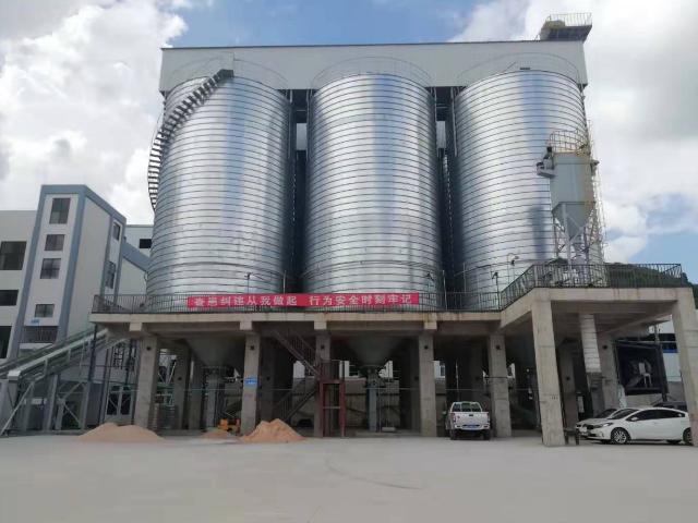 大型钢板仓库设计 欢迎咨询「安阳福莱尔钢板仓工程供应」