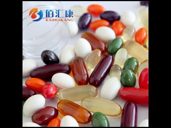 广东佰汇康维生素AD软胶囊贴牌OEM「河南佰汇康生物科技供应」