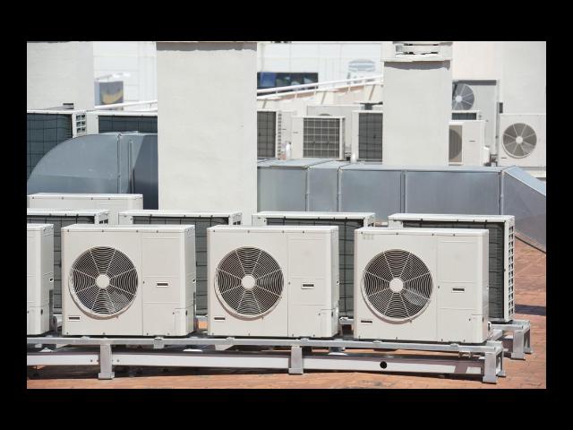 长宁区现代空调制冷设备保养 上海百坚