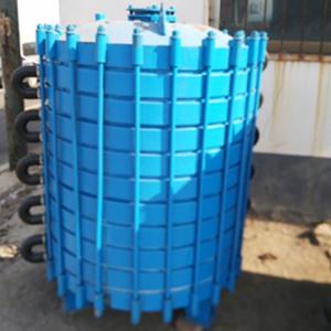 安达市15平碟片冷凝器标准 山东浩通机械