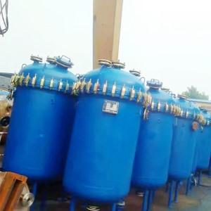泰州8000L搪玻璃反应釜标准