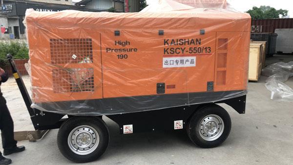 厦门开山空气压缩机销售 厦门怡韵恩机电设备供应