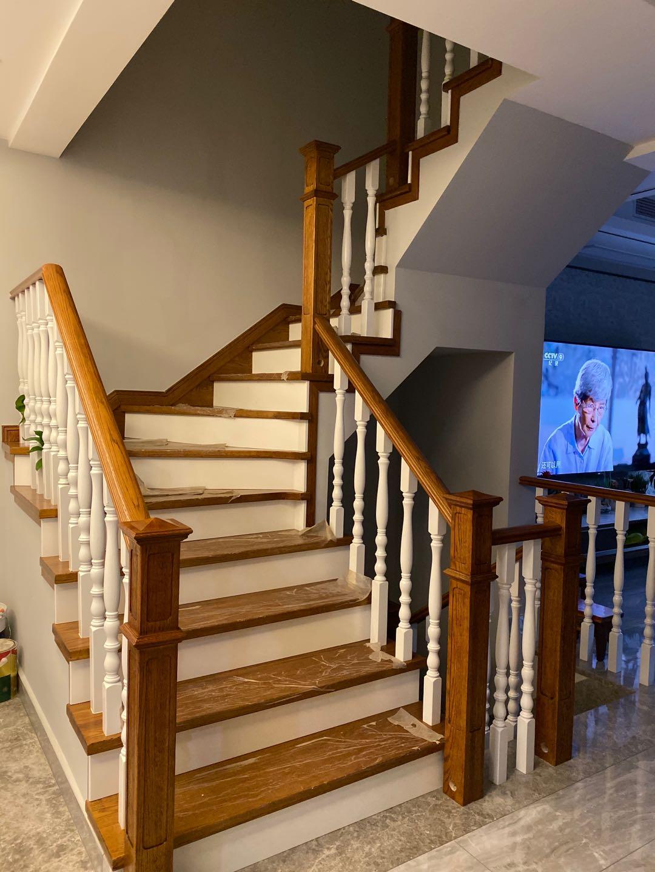 虹口区正宗实木楼梯需要多少钱 诚信互利「上海保希木业供应」