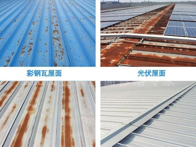江蘇廠房彩鋼瓦翻新是什么「上海標純實業供應」