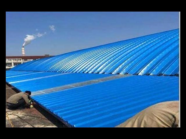 浙江选择彩钢瓦翻新施工管理「上海标纯实业供应」