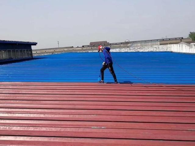 安徽水性彩钢瓦翻新包括哪些「上海标纯实业供应」