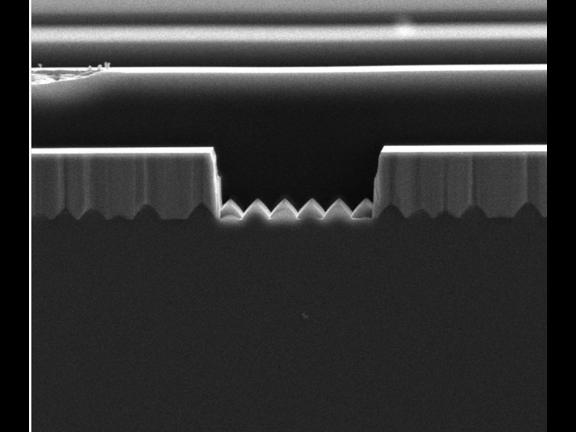 山西氧化硅材料刻蚀技术 诚信服务 广东省科学院半导体研究所供应