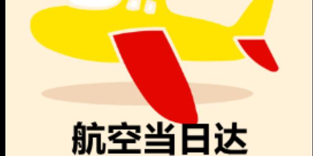广州限时航空快递部