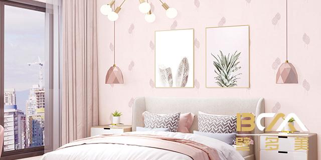 浙江壁纸品牌 值得信赖「杭州壁多美墙布供应」