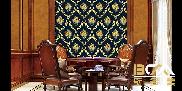 热胶无缝墙布/壁布招商加盟 贴心服务「杭州壁多美墙布供应」