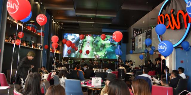 昆山正规电竞团队活动「上海沁霖教育科技供应」
