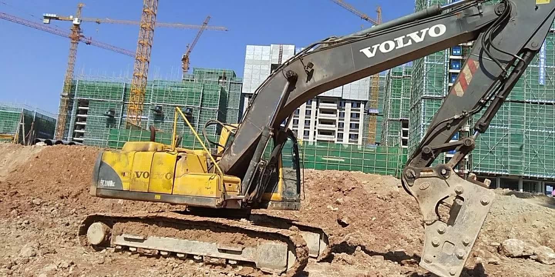 都匀小挖掘机租赁厂家,挖掘机租赁