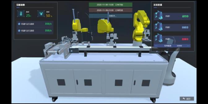 河南Unity3D可视化 合肥荣方自动化科技供应