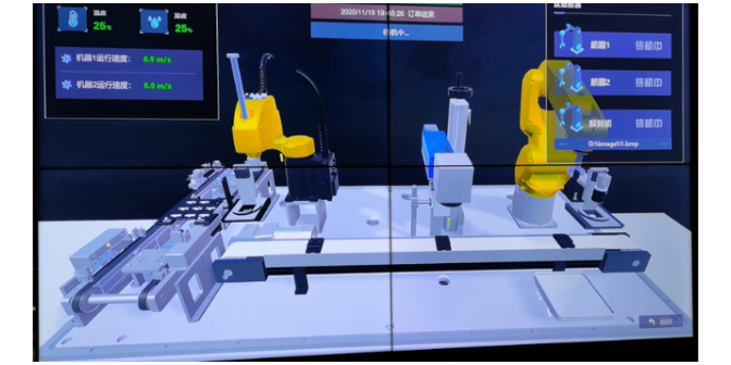 蚌埠3D可视化厂家 合肥荣方自动化科技供应