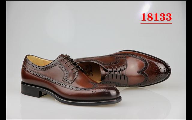 国内女士皮鞋加盟店 欢迎来电「柏高米蘭供应」