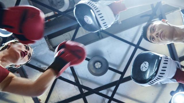 福建现代拳击培训创新