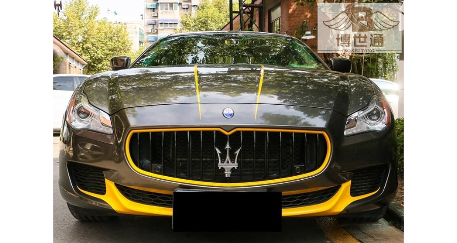 茂名改色膜效果展示怎么樣 誠信經營「博世通汽車用品供應」
