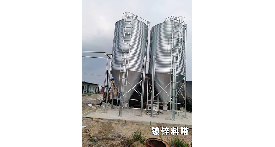 蘇州養殖場飼料塔廠家直銷,料塔