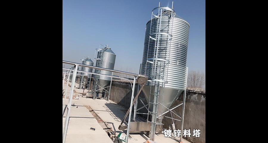 江苏料塔生产厂家 欢迎来电 泊头市华农农牧机械供应