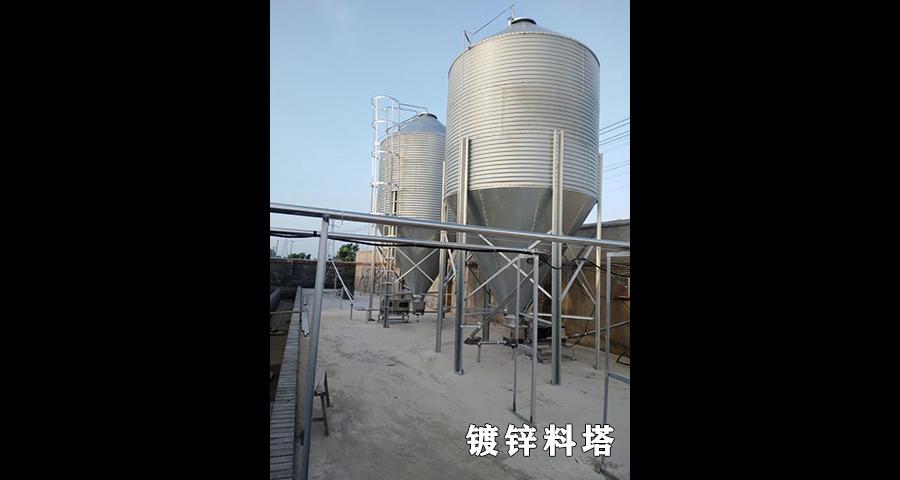 湖北猪场料塔生产厂家 信息推荐 泊头市华农农牧机械供应