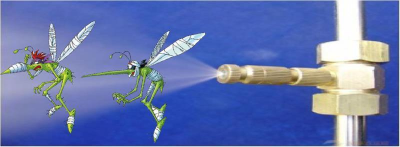 普陀区智能别墅防蚊驱蚊系统要多少钱