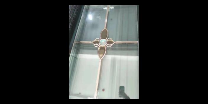 中空折弯玻璃「成都博奥金科技供应」