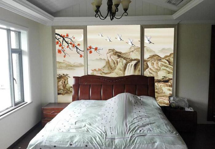 硬包背景墙批发 铸造辉煌「成都宾鸿软装家居供应」