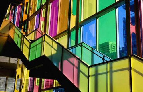 内江市艺术彩色玻璃定制