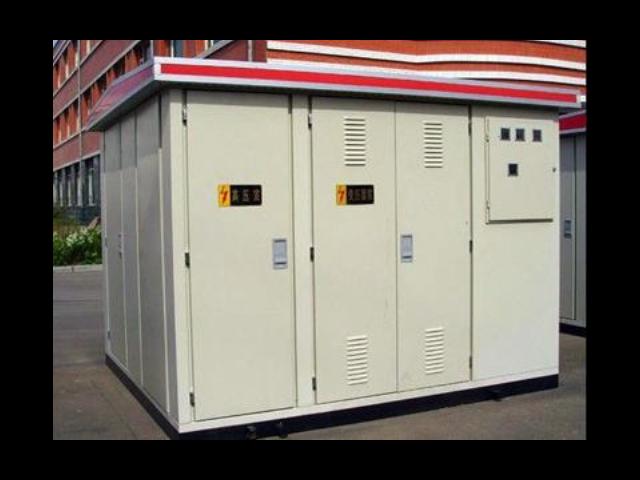 杭州組合型成套箱式變電站廠家