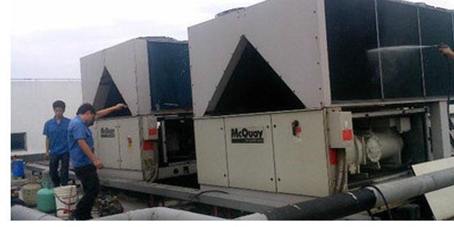蒲江商用中央空调维修麻烦吗 信息推荐「固德制冷设备维修供应」