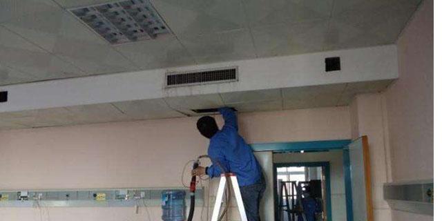 高新区中央空调安装哪家有实力 值得信赖「固德制冷设备维修供应」