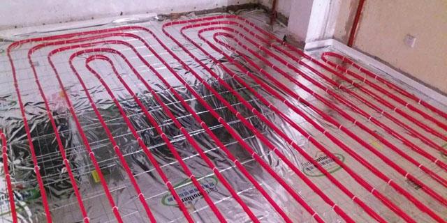 成都家用地暖安装工程公司 服务至上「固德制冷设备维修供应」