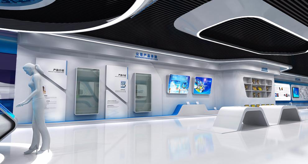 4s汽车展厅设计设计公司