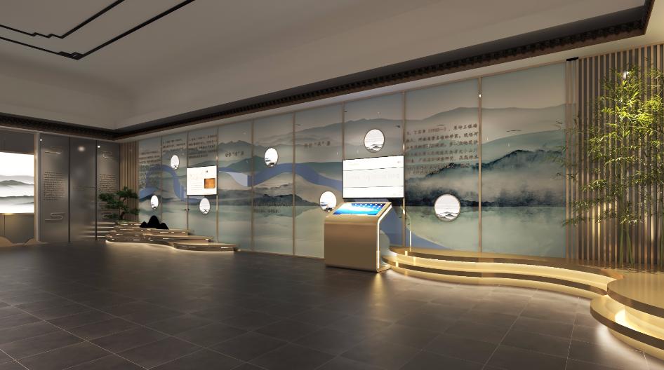 校园文化墙展厅展馆设计装修价格 成都汉诺会展服务供应