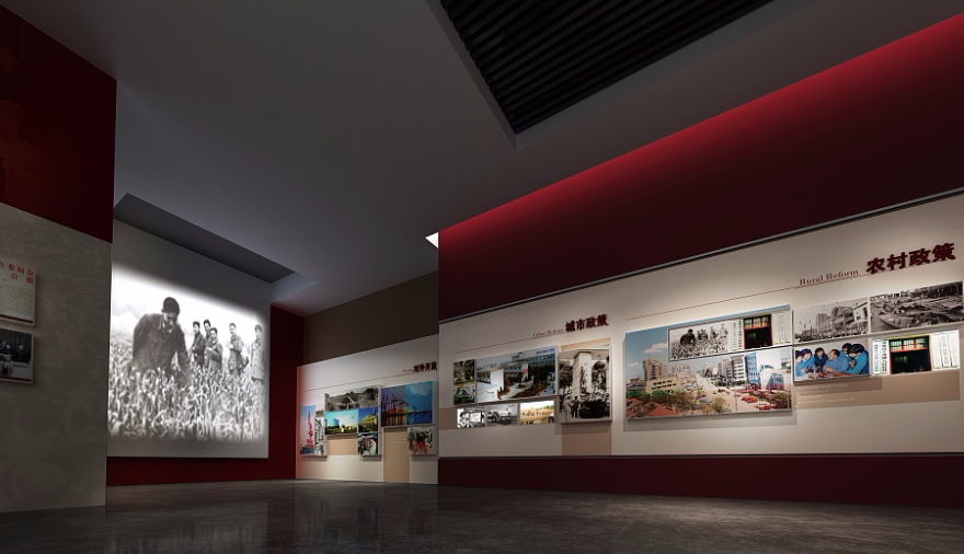 四川虚拟展厅展馆设计施工公司推荐 成都汉诺会展服务供应