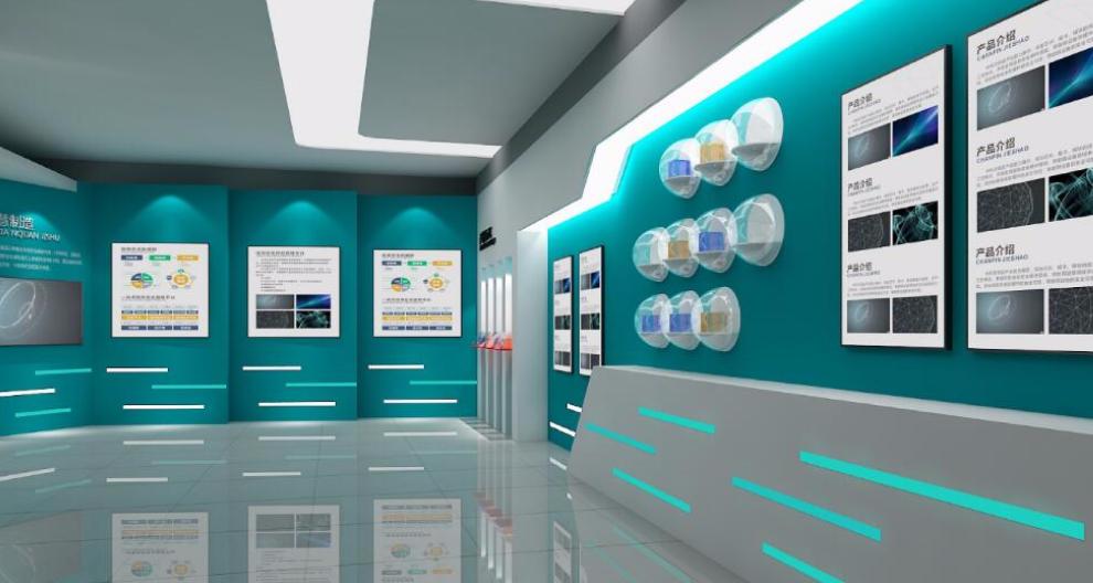 四川房地产展厅展馆设计搭建多少钱 成都汉诺会展服务供应