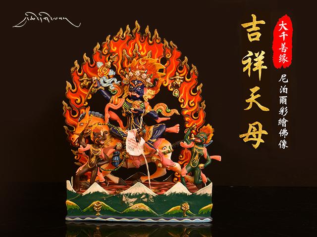 尼泊尔释迦族佛像制造生产,佛像