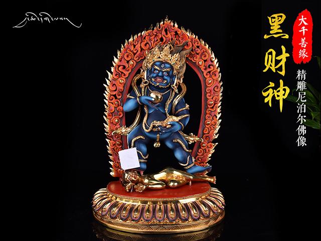 不动佛佛像制造生产 抱诚守真「 成都金藏贲巴文化传播供应」
