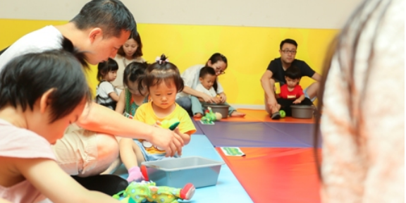 赤峰Baby Sensory早教课程质量怎么样「美熙供」