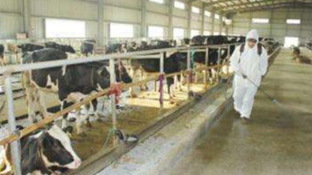 南充养殖除臭设备