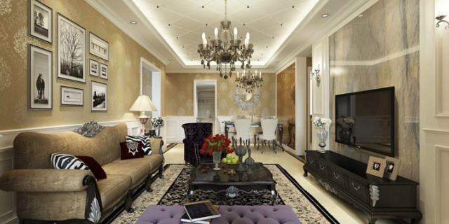 龙泉驿区中式风格室内设计施工公司 成都奕荣装饰设计供应