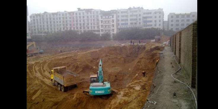 宝山区工地工程土石方挖运 值得信赖 上海超灿环保科技供应